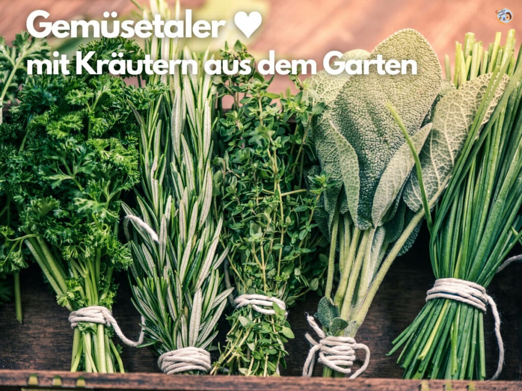 Gemüsetaler Kräutergarten
