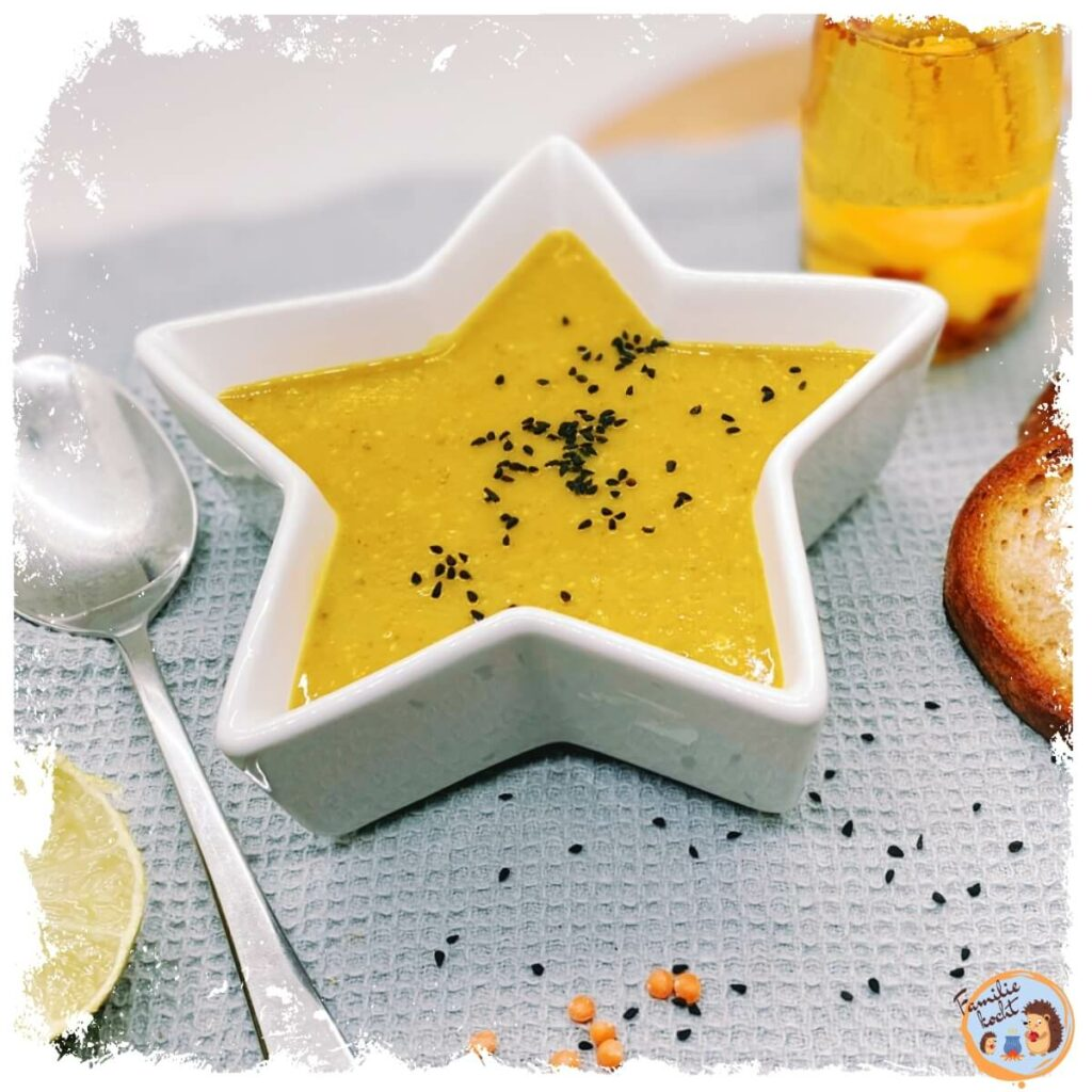 Indische Linsensuppe Dal Suppe