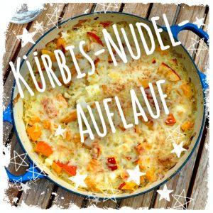 Kürbis-Nudel-Auflauf