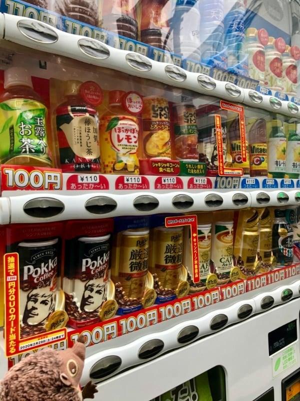17 Überall Automaten