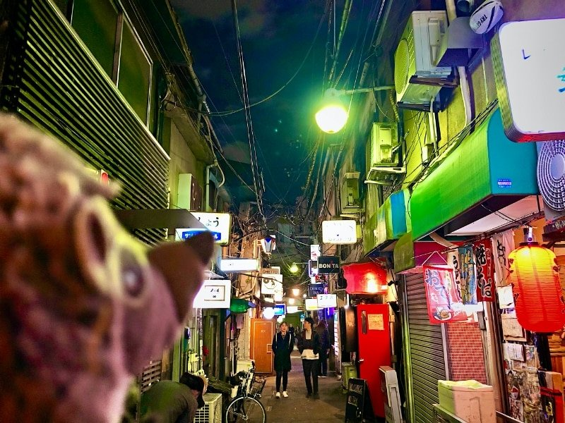41 Shinkuku Golden Gai