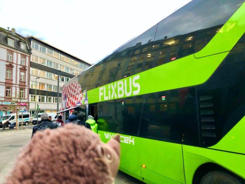 73 Frankfurt Flixbus