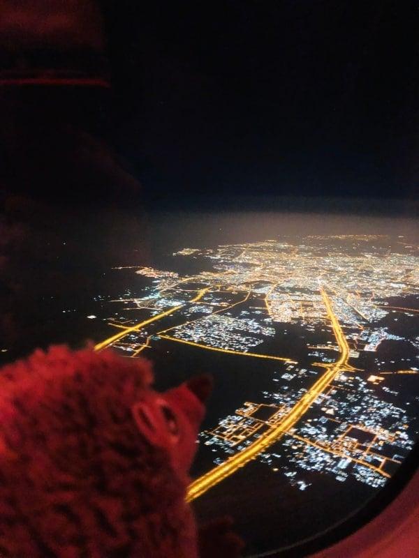 8 Landung in Doha