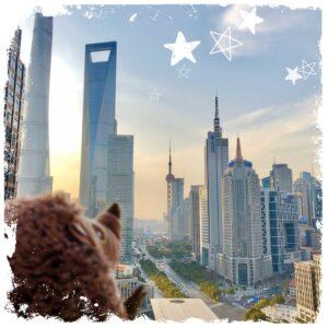 Paula Igel in Shanghai China Story