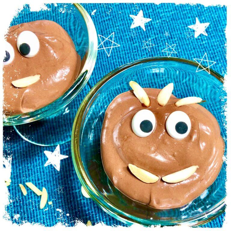 Vegane Mousse au Chocolat Rezept