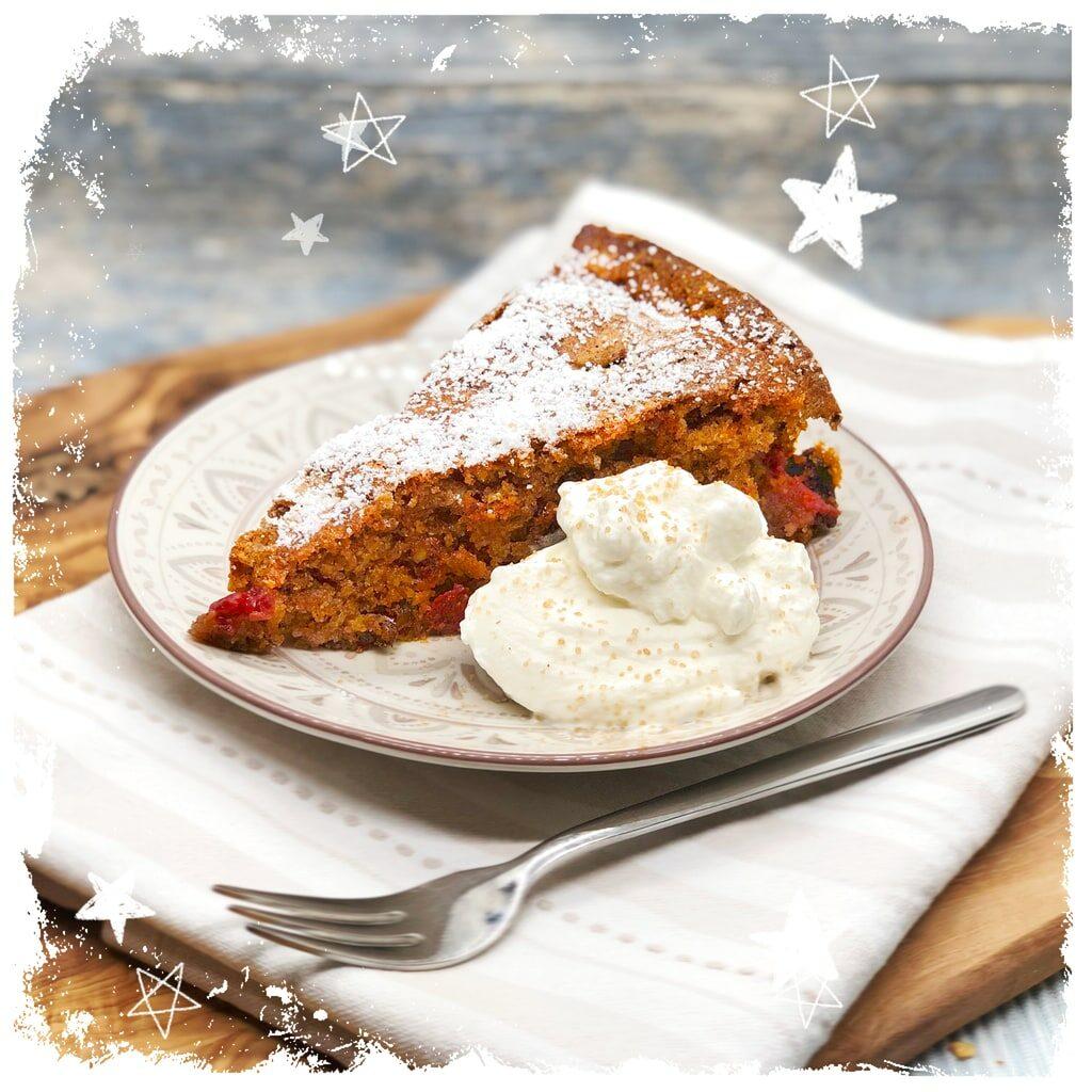 Dinkel Schoko Kirsch Kuchen Rezept
