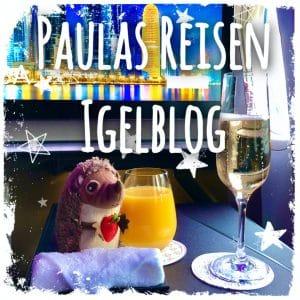 Paulas Igelblog (Paulas Reisen)