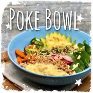 schneller Poke Bowl