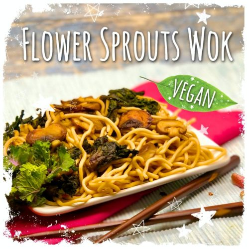Flower Sprouts One Pot Wok