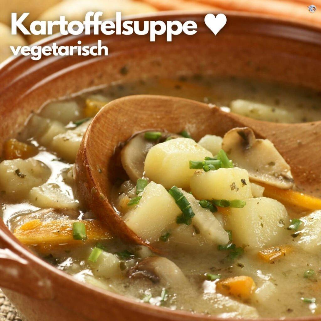 Kartoffelsuppe vegetarisch