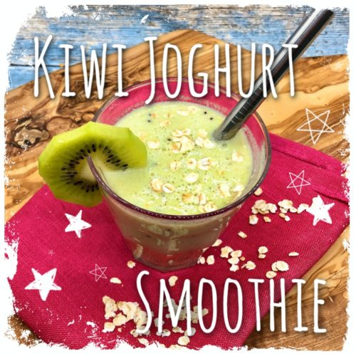 Kiwi Joghurt Smoothie