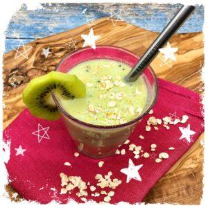 Kiwi Joghurt Smoothie Rezept