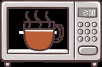 Tassenkuchen in der Mikrowelle