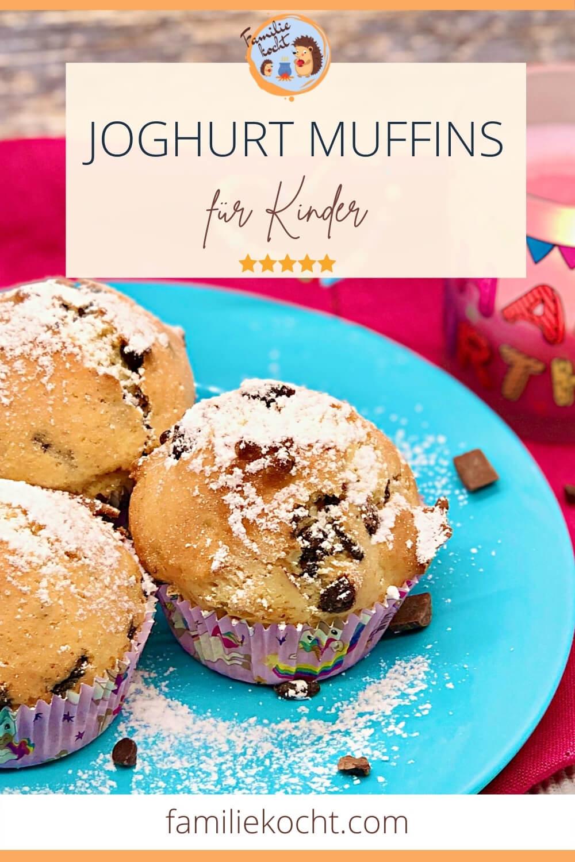 Joghurt Muffins