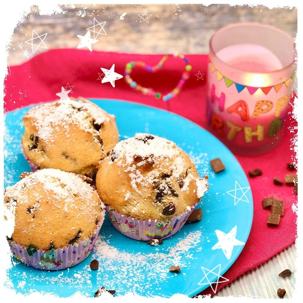 Joghurt Muffins Rezept