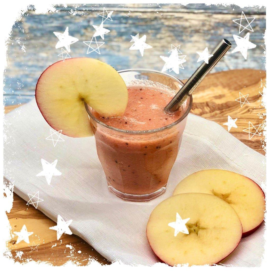 Bunter Frucht Smoothie Rezept