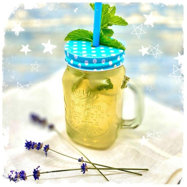 Virgin Hugo alkoholfrei für Kinder Rezept