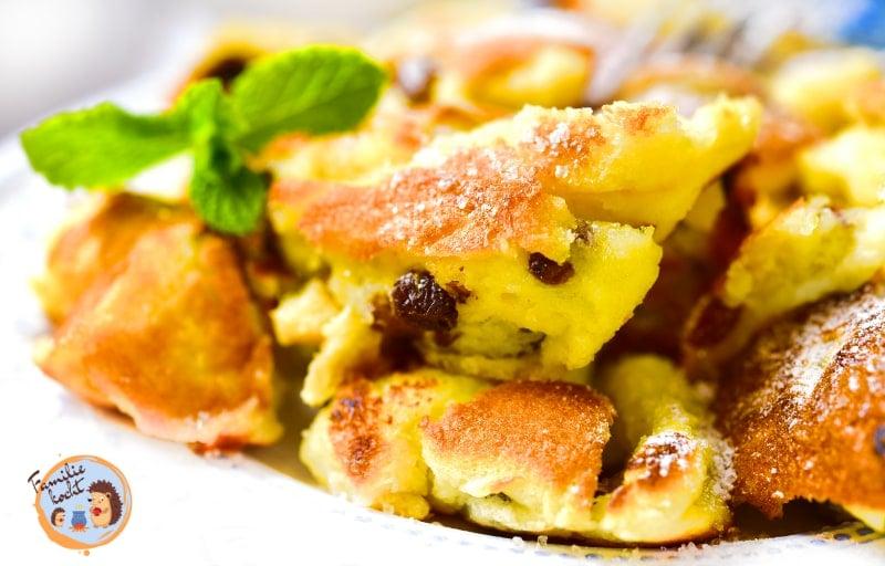 Kaiserschmarrn Pfannkuchen Eierkuchen Nachtisch