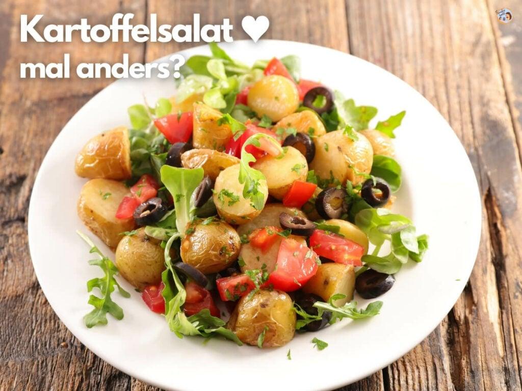 Kartoffelsalat mal anders
