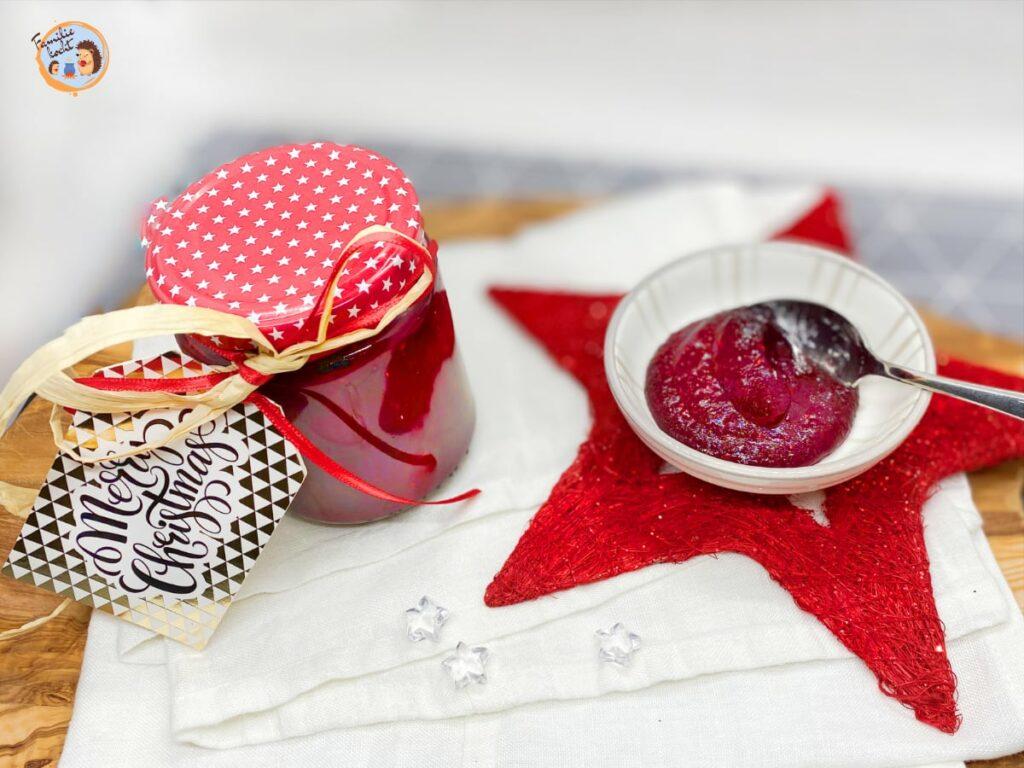 Weihnachtsmarmelade zum Selbermachen