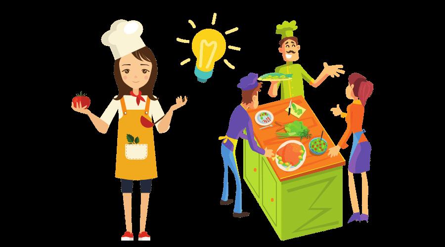 Die besten Küchentipps