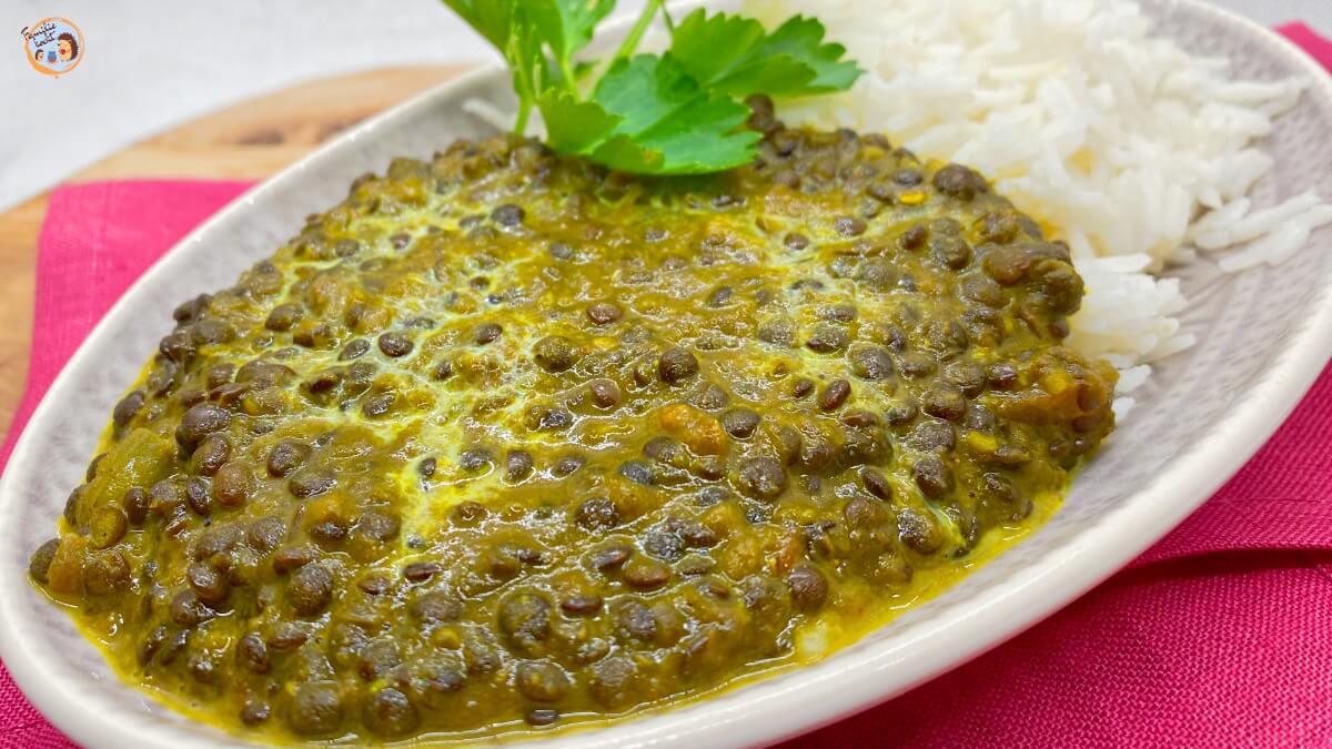 Dal Makhani (indische Linsen) 1