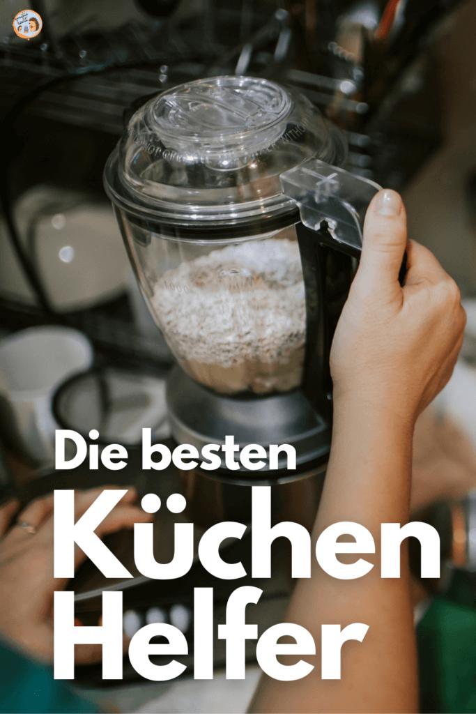 Die besten Küchenhelfer