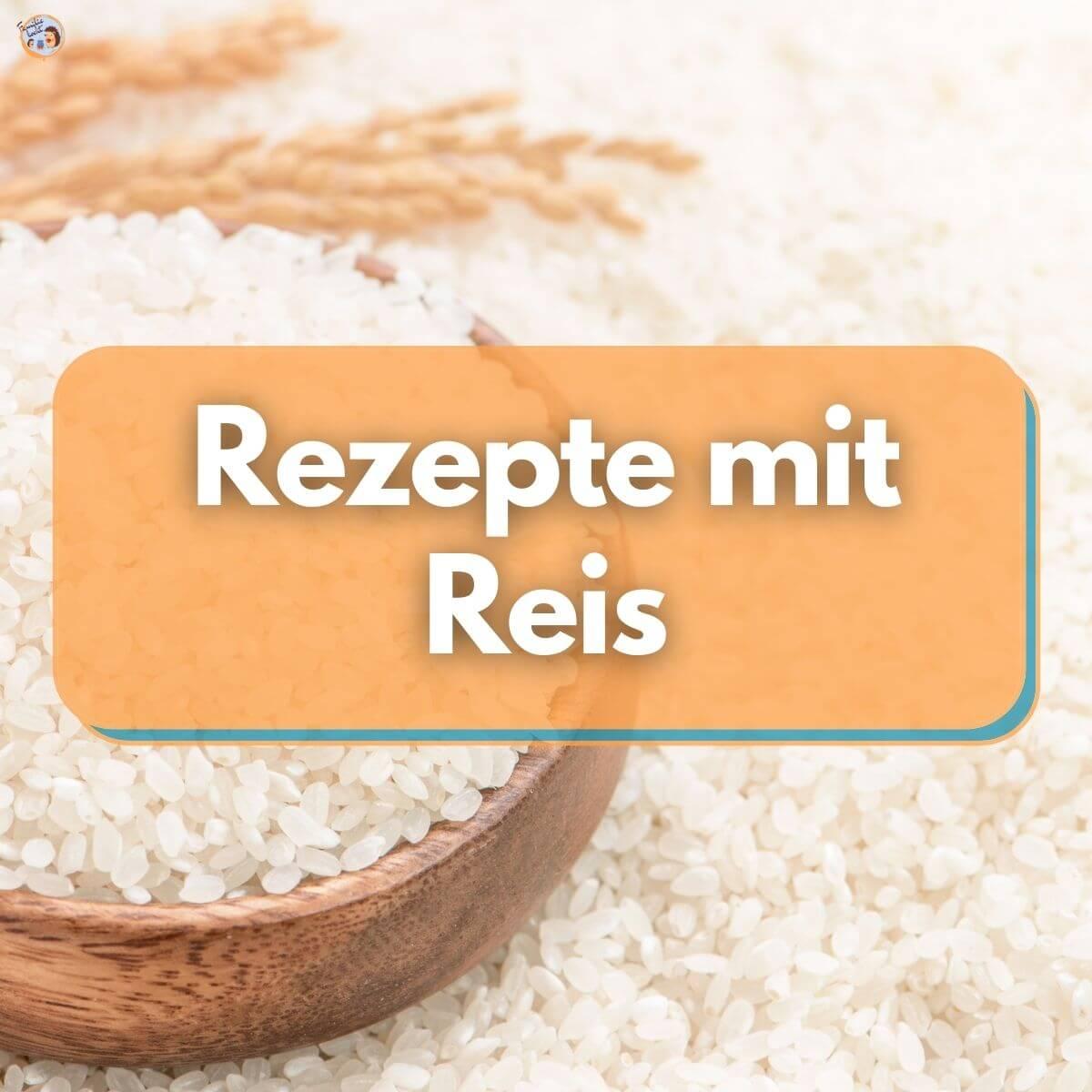 Rezepte mit Reis