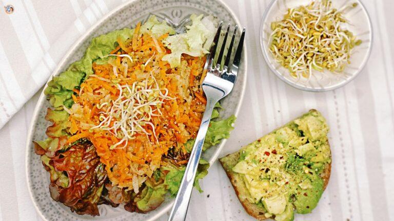 Yacon Salat Rezept