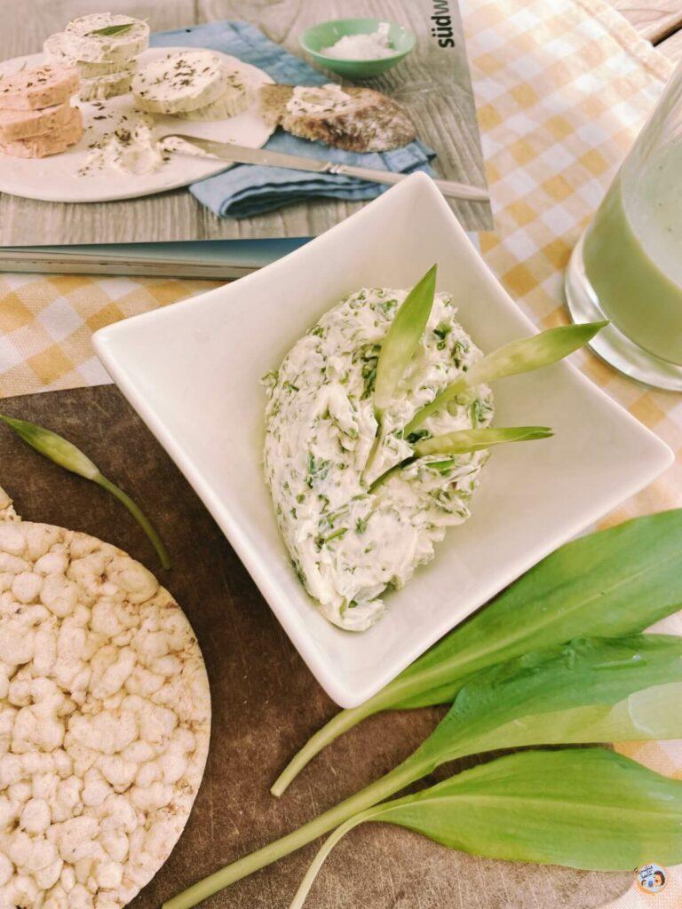 Bärlauch Butter Rezept