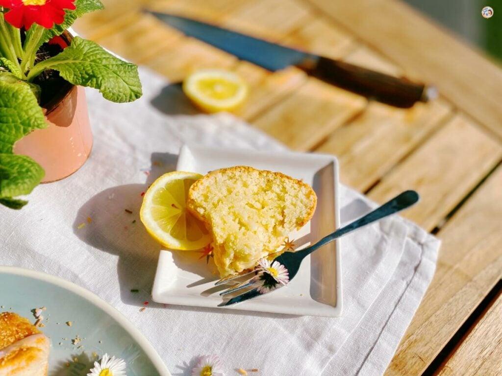 Saftiger Joghurtkuchen ohne Ei