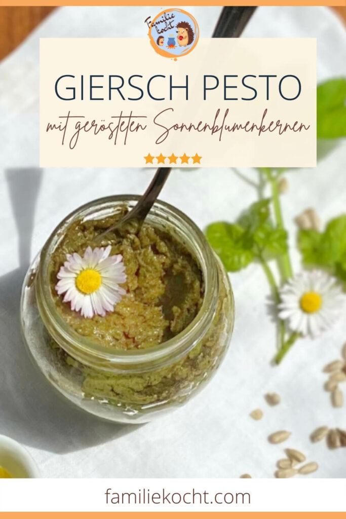 Giersch Pesto