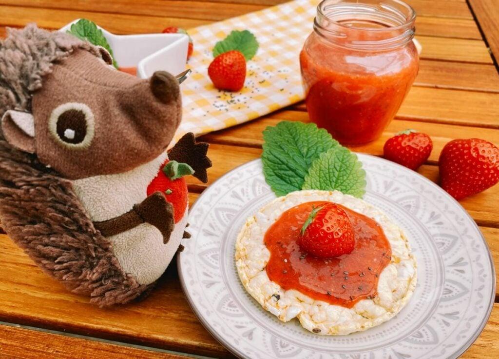 Erdbeer Marmelade Rezept