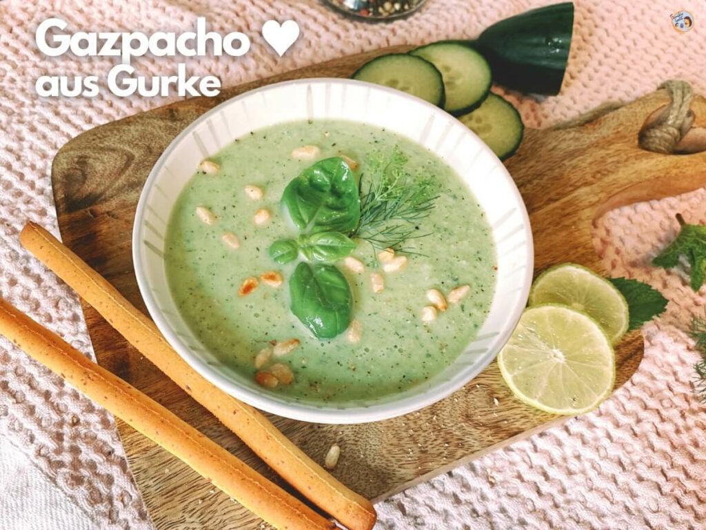 Gazpacho Rezept