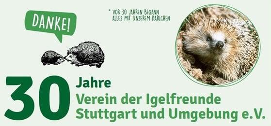 Verein der Igelfreunde Stuttgart & Umgebung e.V.