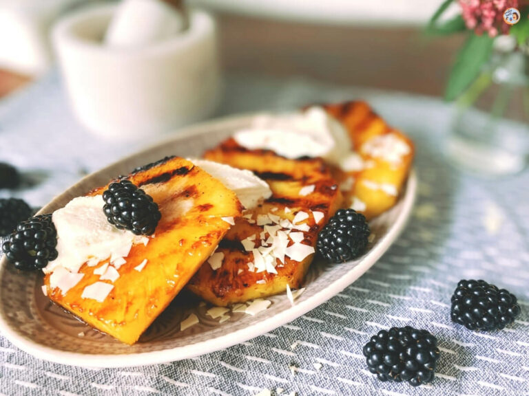 Ananas Grillen Rezept