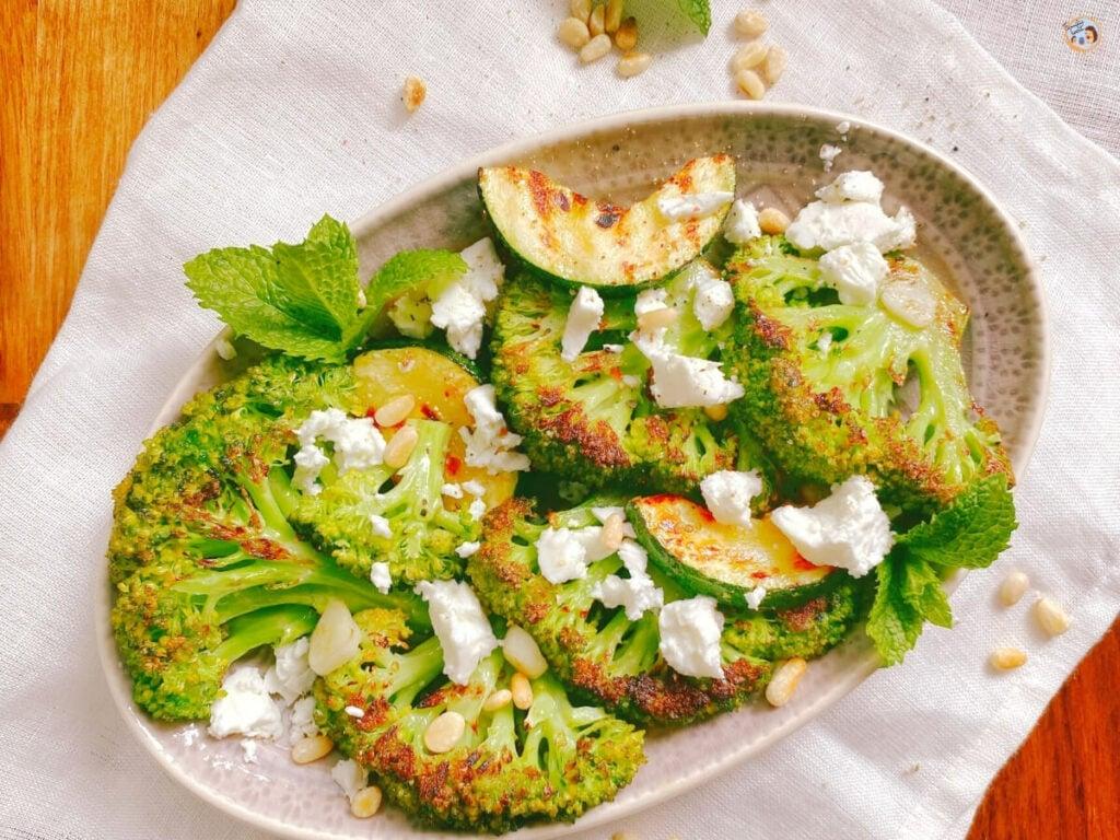 Brokkoli mit Feta Rezept