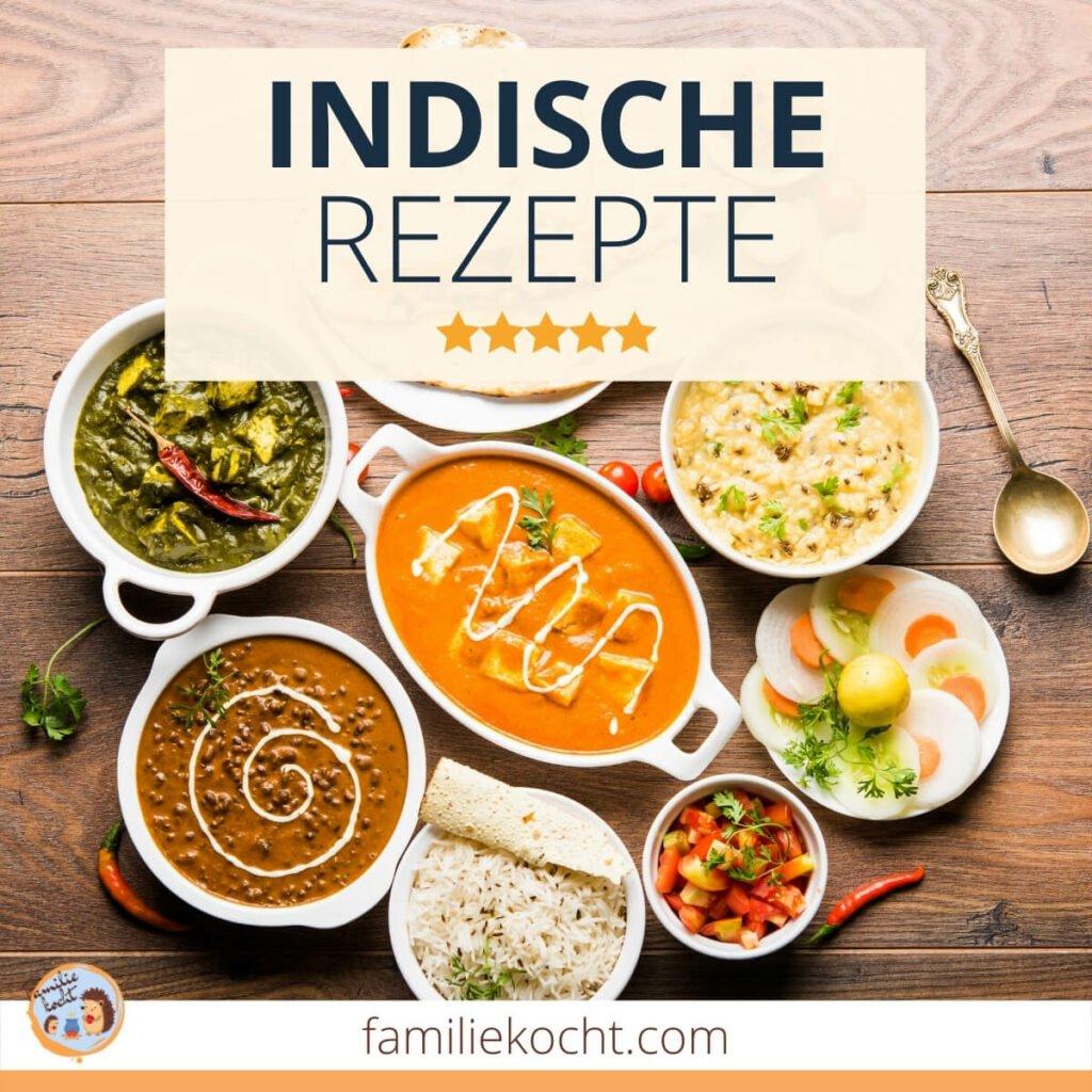 Indische Rezepte
