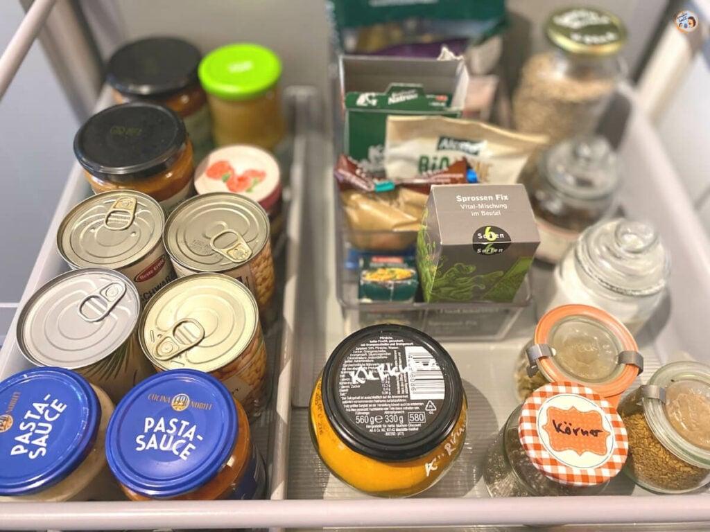 Unser Reihenhaus Küchen Makeover - Küche verschönern mit kleinem Budget 9